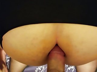 BBW Latina Loves Anal
