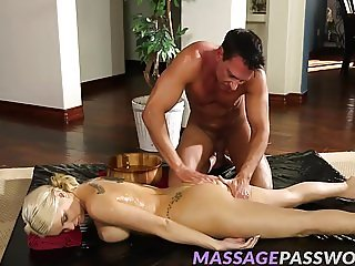 Kenzie Taylor gets her tight asshole drilled hard
