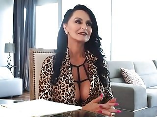 Nice hot mature fuck big cock