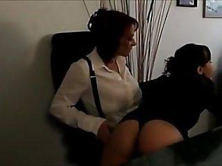 lesbian boss