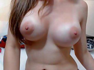 Big firm tits boobs hard nipples