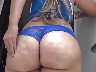 Chunky ass pawg