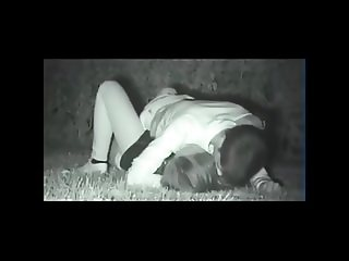voyeur spy sex in park