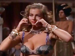 Anita Ekberg dancing in Zarak