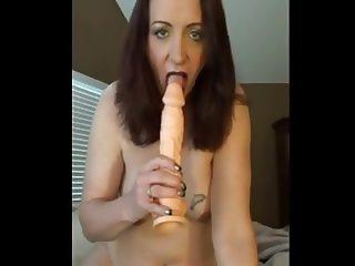 Mature Slut Ann Love Fucking Herself