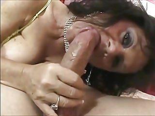 Mature takes anal