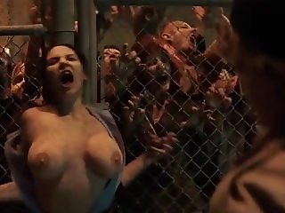 Scouts Guide to the Zombie Apocalypse (Big Tits Zombie)