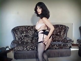 FAT BOTTOMED GIRL - vintage big ass striptease dance