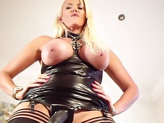 Mistress orders you to worship Her.POV Femdom