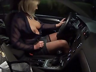 Out for dogging. nylon tits outdoor publiy
