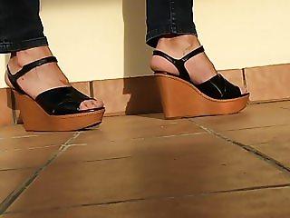 New Summer Plataform Heels